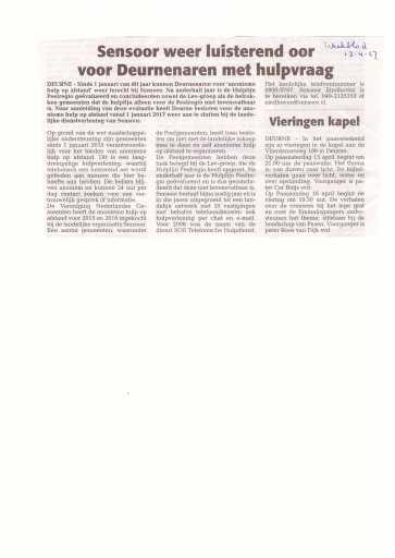 13042017 Weekblad voor Deurne